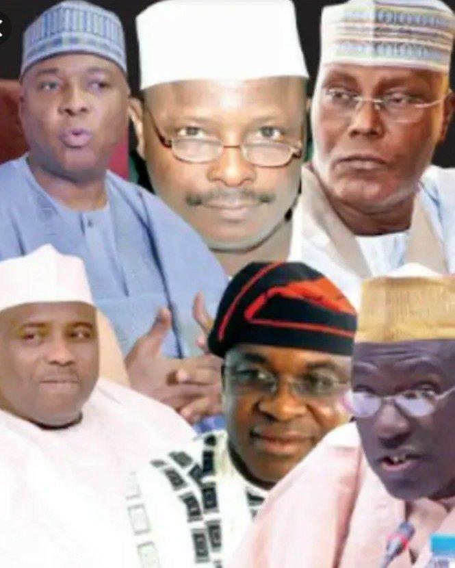2019:  Waiting for PDP presidential flag bearer