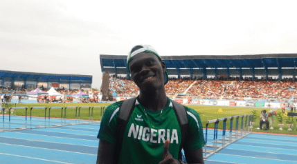 2018 Youth Olympic Games: Ineh wins Nigeria's third medal