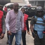 Breaking: Fayose arrives Lagos High Court