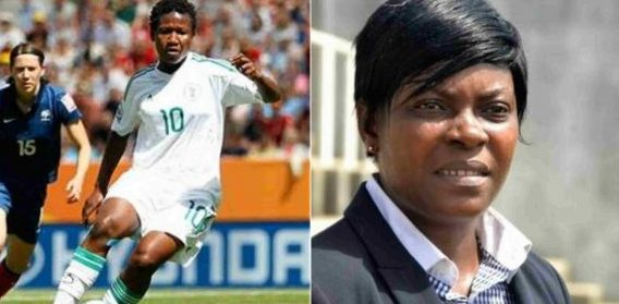 Former Super Falcons midfielder, Ajuma Ameh-Otache dies at 33
