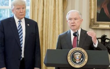 BREAKING: Trump fires  Attorney General Jeff Sessions