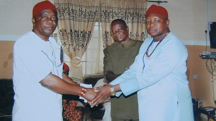 Imo Autonomous Community Presents Prince Obi As Eze-Elect