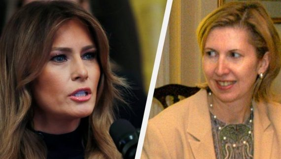 Foreign Titbits: Melania calls for national security aide Mira Ricardel's firing