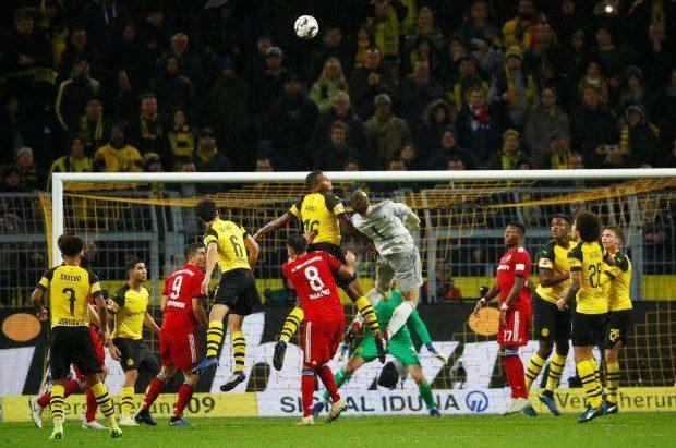 Scintillating Borussia Dortmund muscle past champions