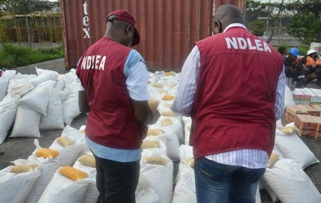 NDLEA uncovers 12 containers with 340 million Tramadol tablets