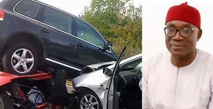 Cross River APC chairman, wife die in ghastly motor accident