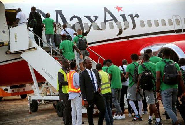 First International flight lands at Asaba International Airport