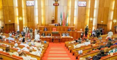 Failure to form quorum, Senate adjourns plenary till Nov. 20