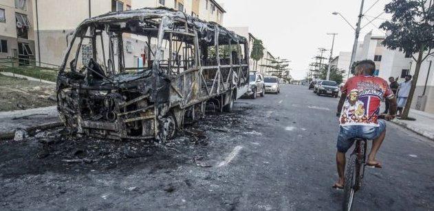 Brazil deploys troops to stop violence in Fortaleza