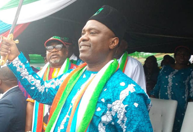 Ekere will restore Uyo's lost glory – Udoedehe