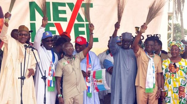 Once you join APC, your sins will be forgiven – Oshiomhole
