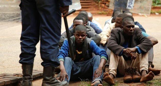 Zimbabwe cuts internet indefinitely amid violent crackdown
