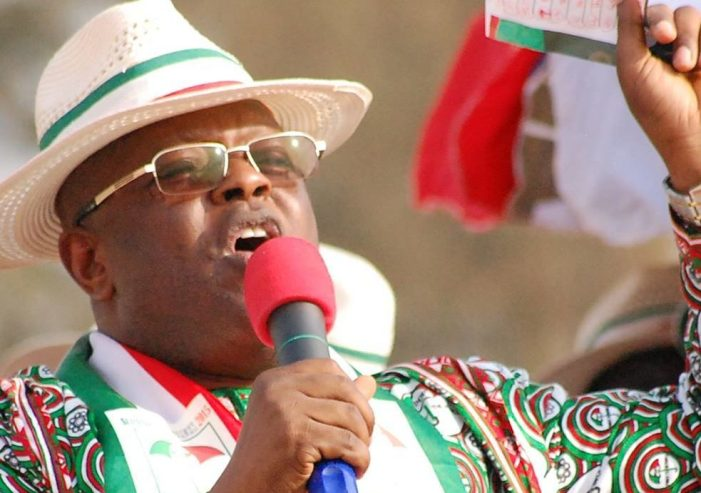 Gov. Umahi vows to work with fear of God, if re-elected
