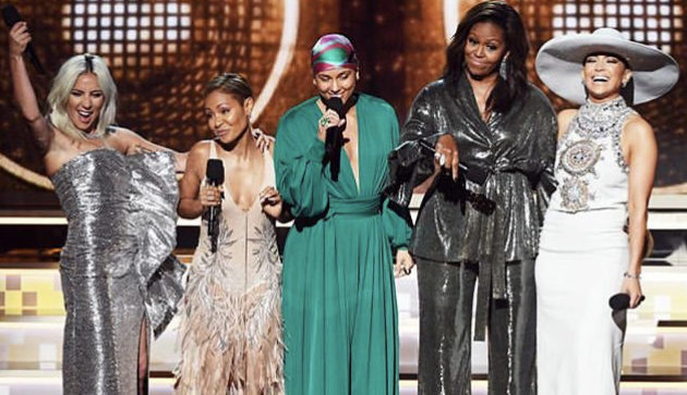 Behold Winners of the 61st Grammy Awards