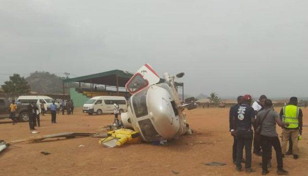 EXCLUSIVE: How Nigerian Pastor Prophesied VP Osinbajo's Air Crash