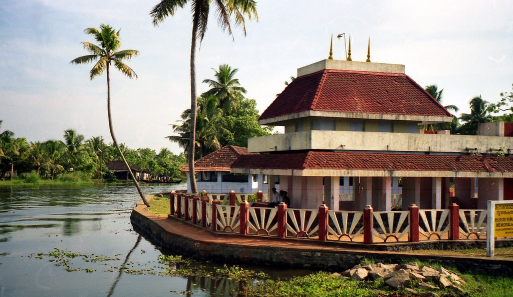 Kerala Backwaters photo
