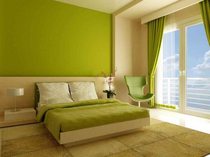 Come scegliere i colori e la disposizione dei mobili? Il Colore Delle Pareti Della Camera Da Letto Ambiente Confortevole Per Il Relax
