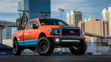 """Photo of F-150 Collects SEMA 2018 """"Truck Of The Year"""" Award:"""