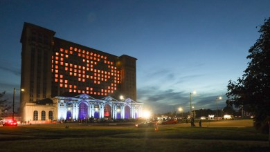 Photo of Ford Brought Michigan Central Station Back To Life For Halloween: