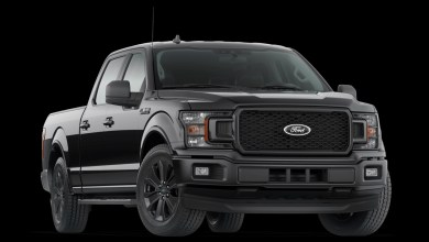 Photo of Meet The 2020 Ford F-150 XLT Black Appearance Package:
