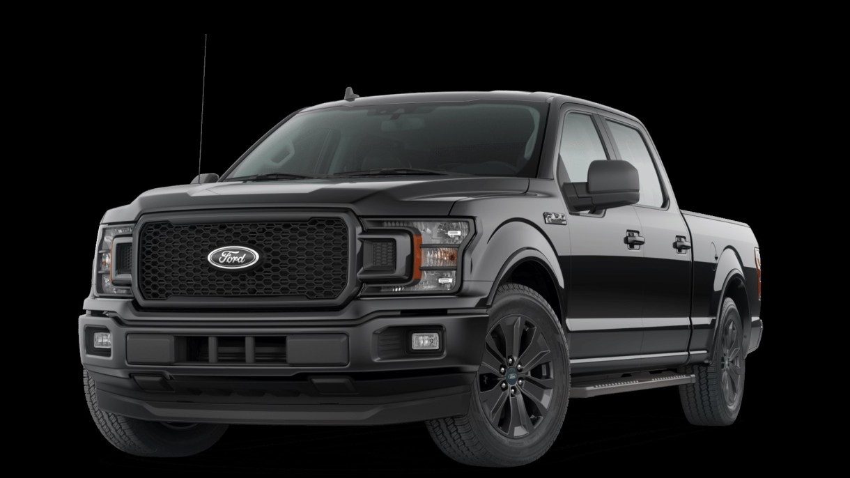 Meet The 2020 Ford F-150 Xlt Black Appearance Package