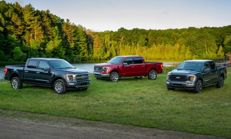 Photo of Meet The All-New 2021 Ford F-150 Lineup:
