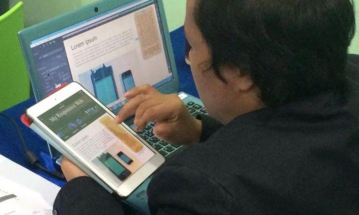 Mobile Web Design by Adobe Creative Cloud 2014