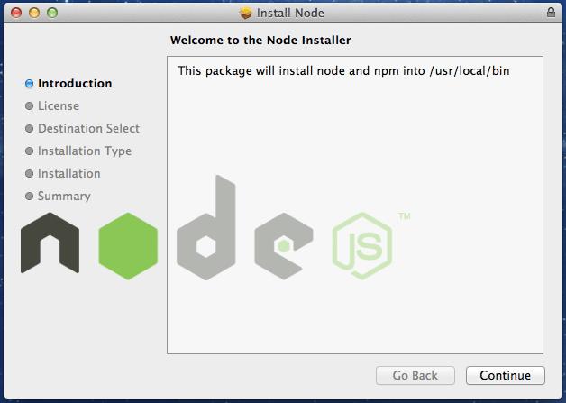 Node JS Setup 4