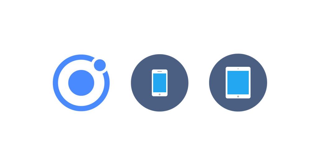 Blog Post cover - Ionic run ios app