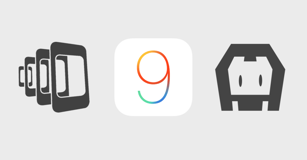 phonegap ios9 cordova