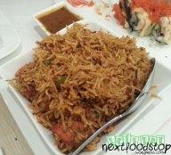 Tandoori Chicken Briyani
