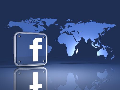 Facebookページの広がり方
