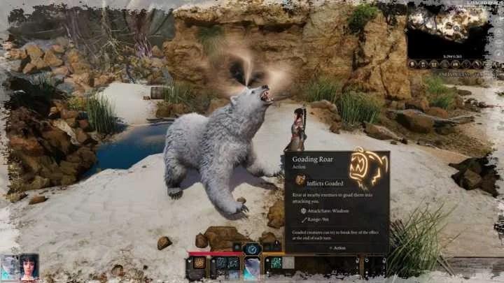 Urso Polar (30 HP)