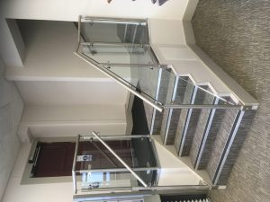 Stainless Steel Glass Balustrade Portsmouth