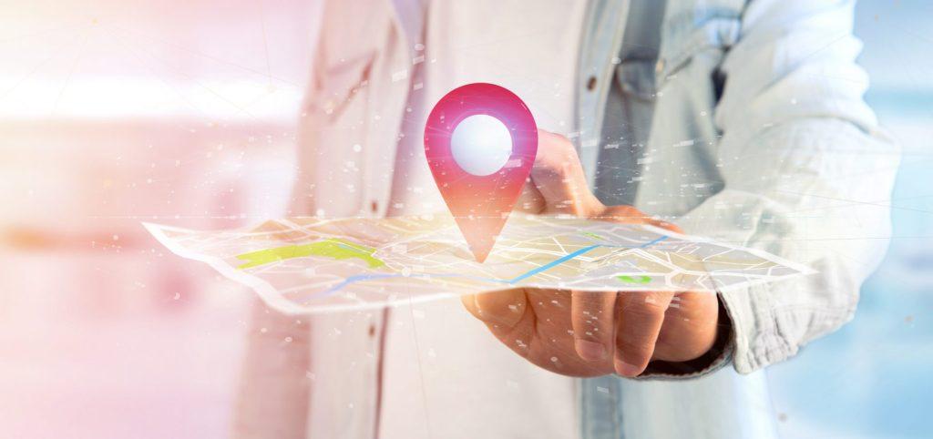 Google Moja Firma. Wizualizacja mapy Google