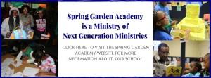 visit Spring Garden Academy's web site