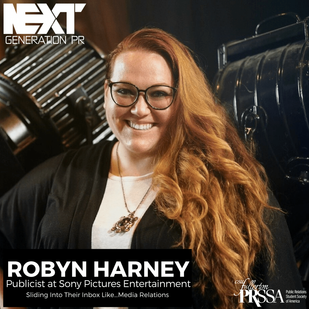 2.14.18 Robyn Harney_Sony_Media Relations