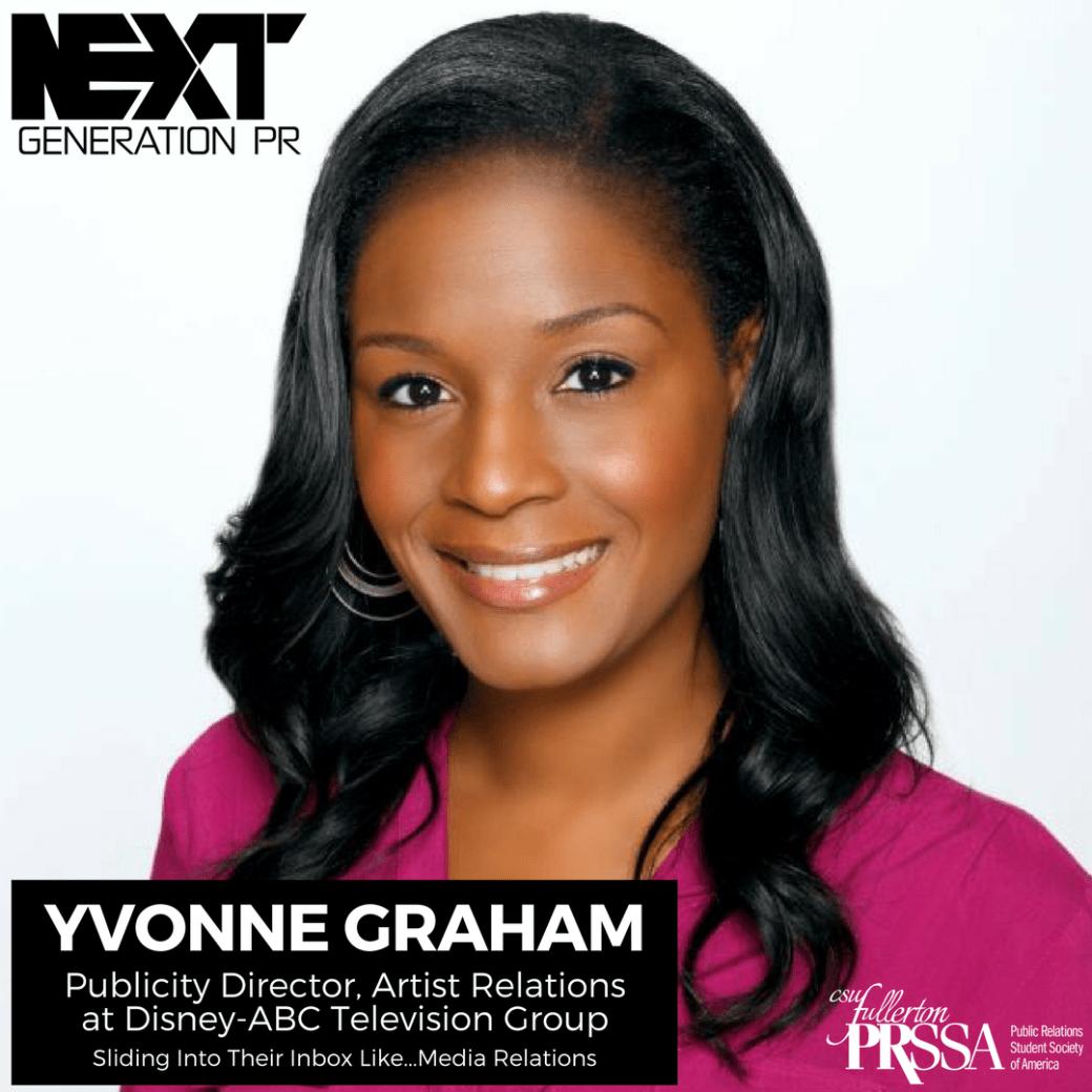 Yvonne Graham_Disney_Media Relations