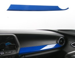 Carbon Fiber/Colored Dash Overlay | 2016-2019 Camaro