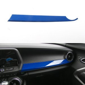 Colored Dashboard Cover | 2016-2021 Chevy Camaro