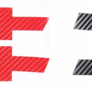 Carbon Fiber Chevy Bowtie/Emblem Overlays| 2016-2020 Camaro
