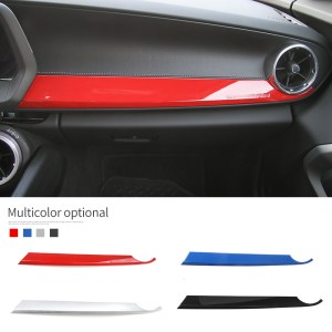 Carbon Fiber/Colored Dashboard Cover | 2016-2021 Chevy Camaro