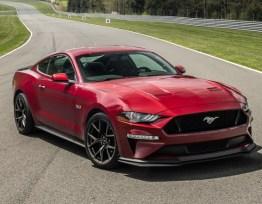 2018-19 Mustang