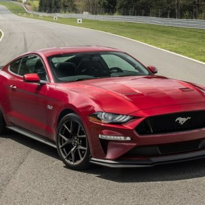 2018-2021 Ford Mustang
