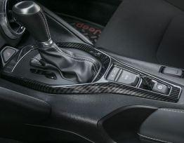 Carbon Fiber Shifter Trim Cover | 2016-2020 Camaro