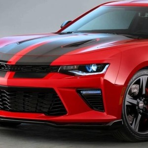 Racing Stripes (7 Colors) | 2016+ Camaro