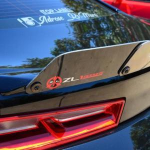RS Wicker Bill   2016-2021 Chevy Camaro