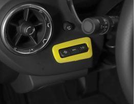 Heads Up Display Controls Trim | 2016-2020 Chevy Camaro