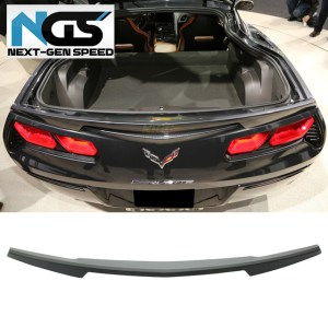 Trunk Lip Spoiler  | 2014-2019 Chevy Corvette C7