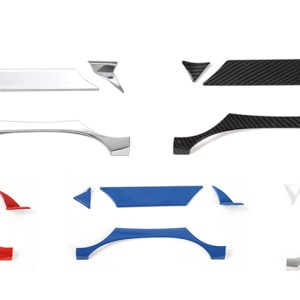 Speedometer Trim Panels – Carbon Fiber/Colored   2015-2020 Ford Mustang